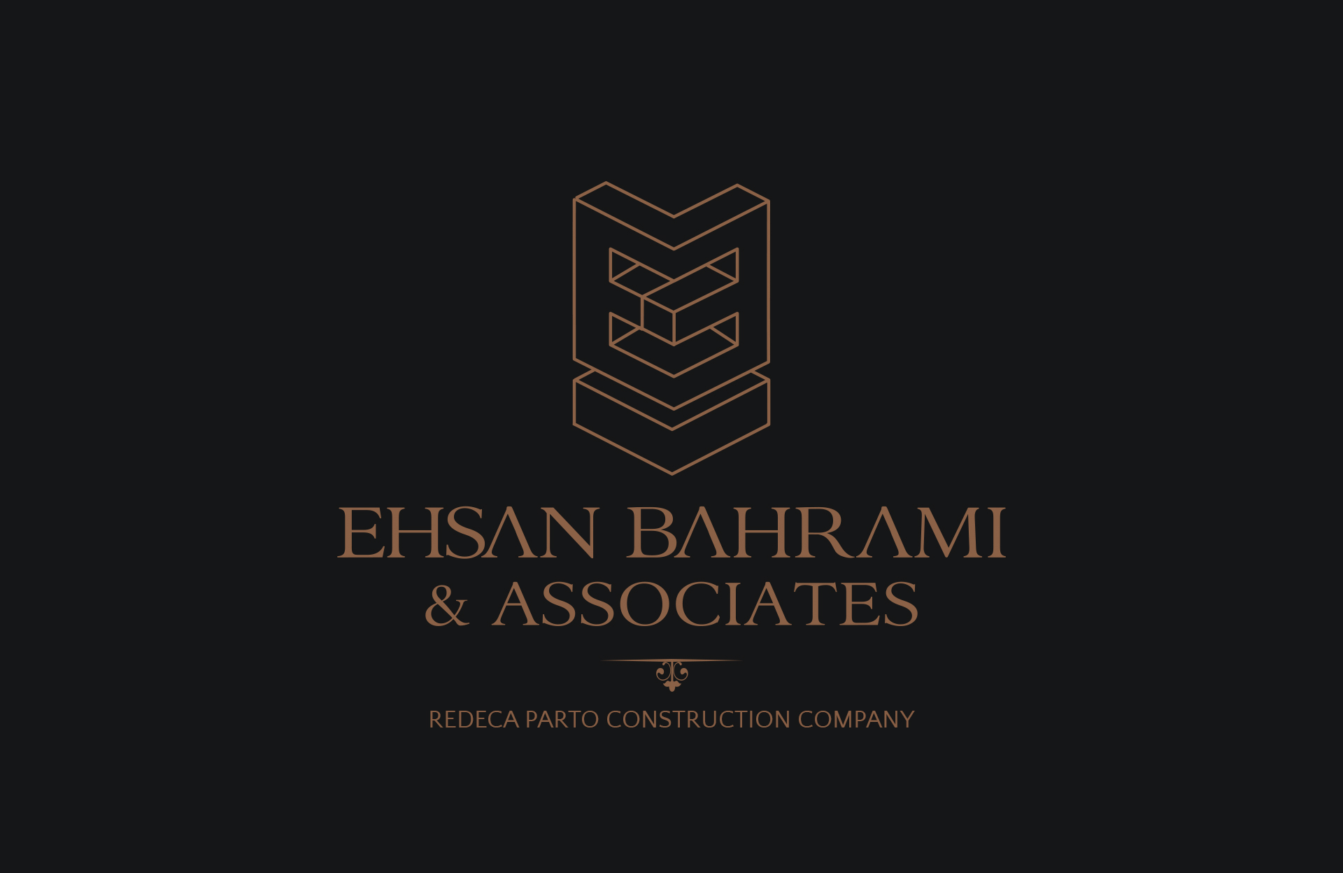 Ehsan Bahrami & Associates REBECA PARTO CONSTRUCTION COMPANY