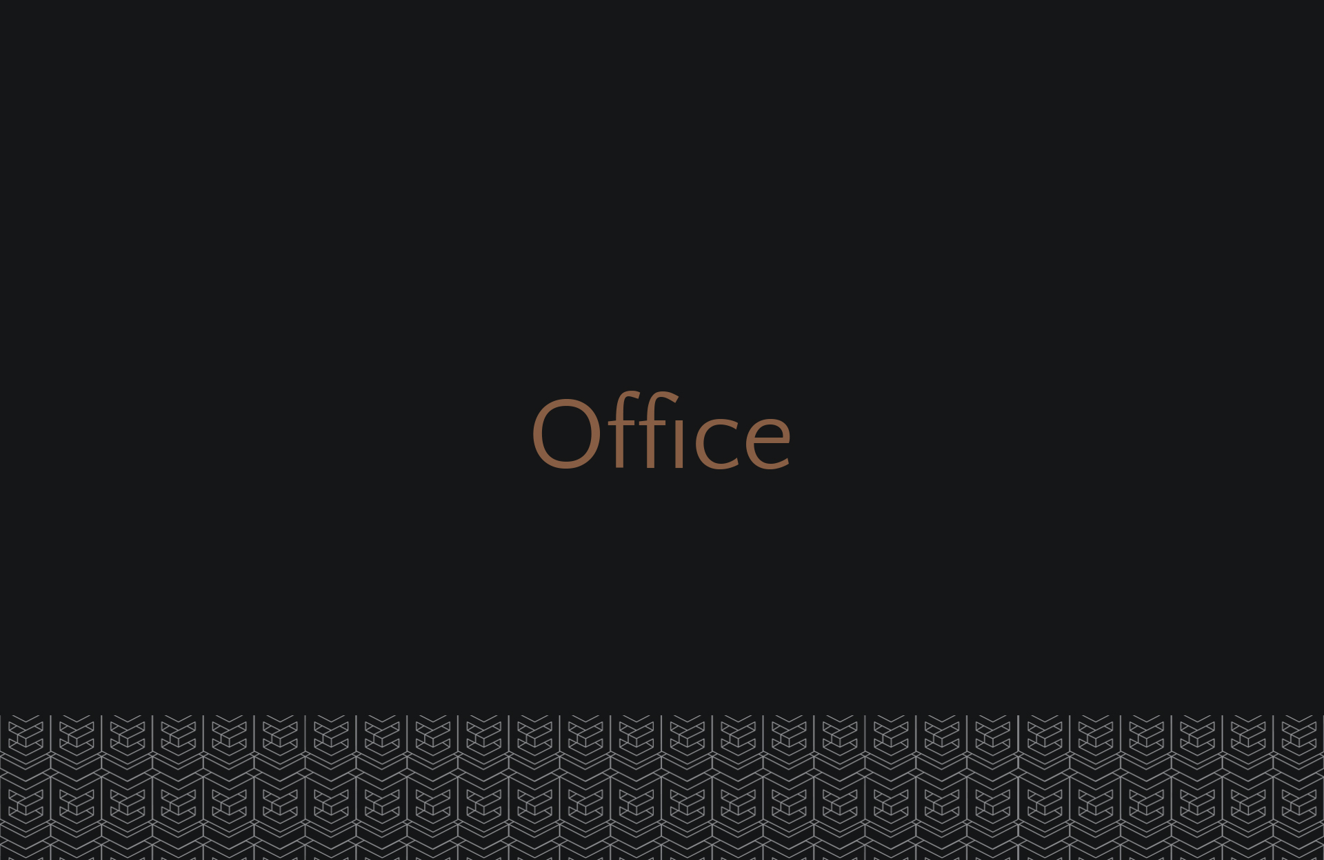 Categories Office