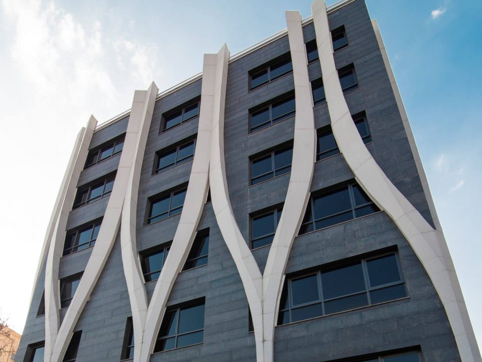 Mirdamad Office Building Cover Photo